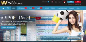 Daftar W88 - Bandar Judi Bola Casino Online