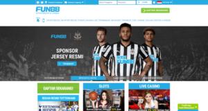 Fun88 Bandar Judi Online