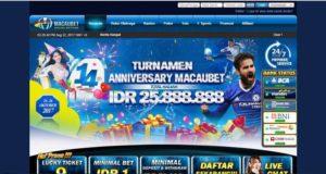 Macaubet - Bandar Judi Bola, Casino Online